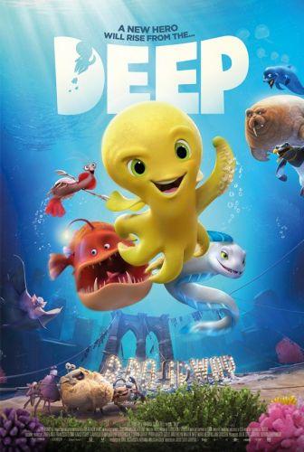 Deep 2017 1 دانلود دوبله فارسی انیمیشن Deep 2017