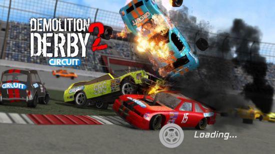 Demolition Derby 1 دانلود بازی Demolition Derby برای آندروید