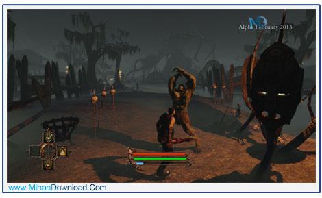 Demonicon PROPER 4 دانلود بازی Demonicon وحشت در تاریکی