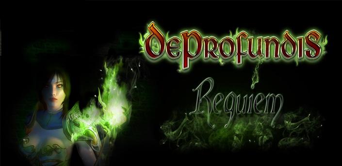 Deprofundis Requiem v2.8 APK دانلود بازی اکشن Deprofundis: Requiem 2.15 اندروید + دیتا