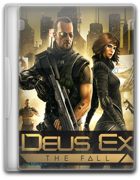 Deus Ex The Fall 1 دانلود بازی Deus Ex The Fall