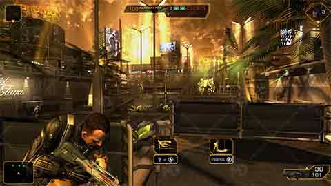 Deus Ex The Fall 5 دانلود بازی Deus Ex The Fall
