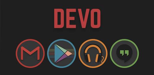 Devo دانلود بسته ی آیکون های Devo – Icon Pack v3.3.0 اندروید