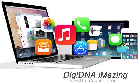 DigiDNA iMazing دانلود نرم افزار برای تبادل اطلاعات بین دستگاه آی او اس و ویندوز