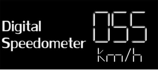 DigiHUD دانلود نرم افزار سرعت سنج DigiHUD Pro Speedometer 1.0.18.2 اندروید