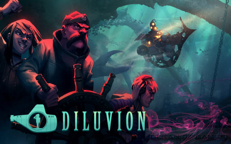 Diluvion Free Download 768x480 دانلود Diluvion – بازی ماجراجویی در اعماق اقیانوس برای کامپیوتر