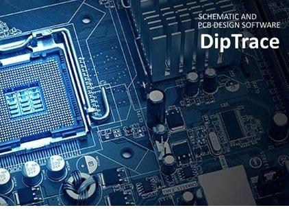دانلود نرم افزار شبیه سازی مدارهای الکتریکی DipTrace 3.0