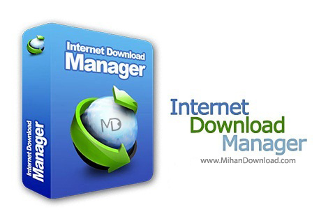 Download Manager نرم افزار مدیریت دانلود Internet Download Manager 6 19 Build 2 Final Retail