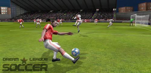 Dream League Soccer دانلود بازی فوتبال رویایی Dream League Soccer 2.05 اندروید