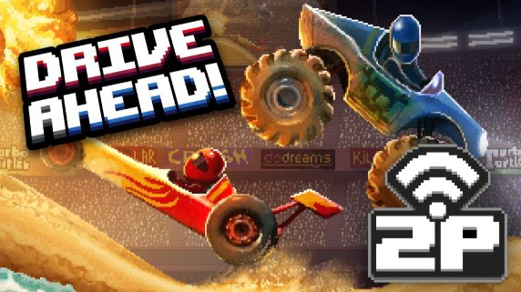 Drive Ahead 1 دانلود بازی Drive Ahead برای آندروید