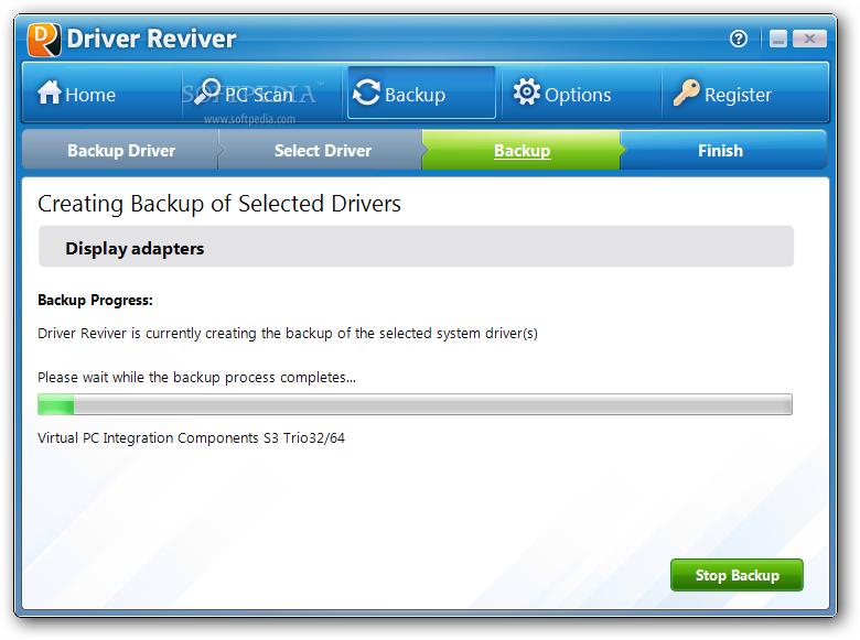 Driver Reviver 5 دانلود  Driver Reviver 4 0 1 76 نرم افزار اسکن و بروز رسانی درایورهای ویندوز