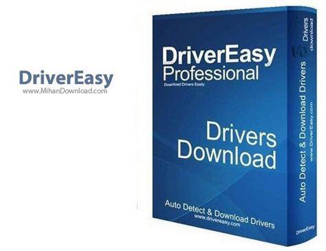 DriverEasy 1 دانلود نرم افزار مدیریت درایورها DriverEasy Professional 5.0.7.3966