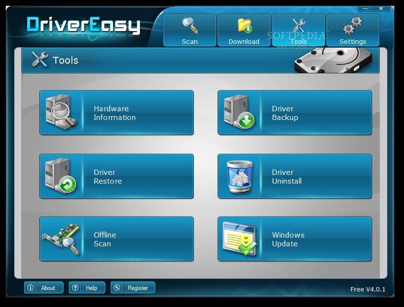 DriverEasy 4 دانلود DriverEasy Professional 4 6 2 32670 نرم افزار بروز رسانی اسان درایورها
