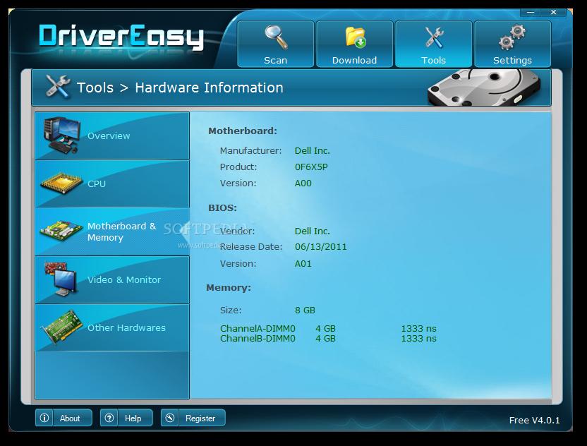 DriverEasy 7 دانلود DriverEasy Professional 4 6 2 32670 نرم افزار بروز رسانی اسان درایورها