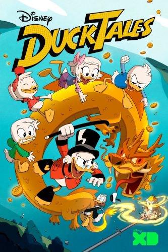 DuckTales 2017 1 دانلود دوبله فارسی انیمیشن ماجراهای داک