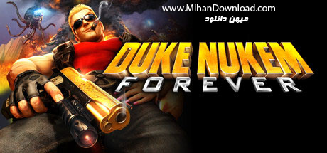 Duke Nukem Forever Complete icon دانلود بازی اکشن Duke Nukem Forever Complete برای کامپیوتر