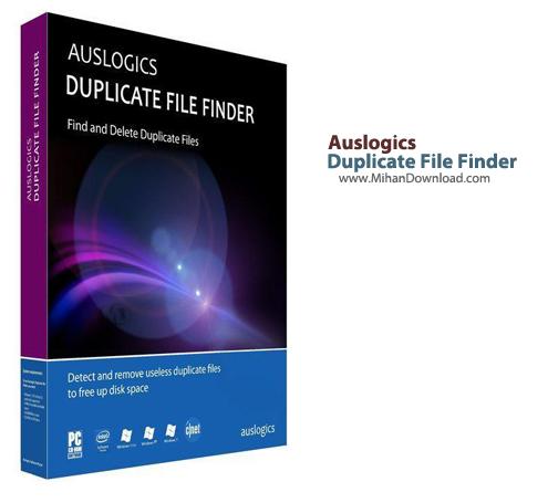 Duplicate File Finder دانلود Auslogics Duplicate File Finder 3 4 0 0 نرم افزار جستجوی فایل های تکراری