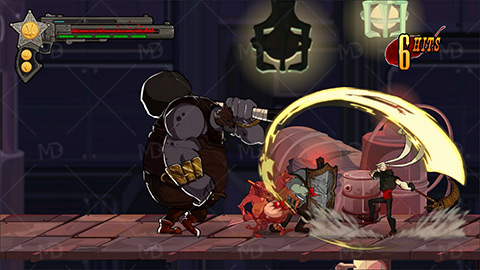 Dusty Revenge CO 2 دانلود بازی حماسه ی انتقام جویانه Dusty Revenge CO