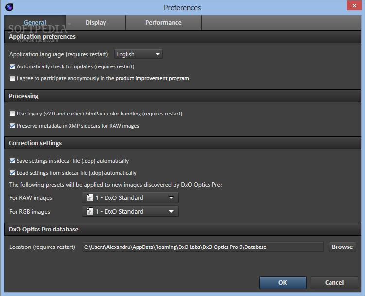 DxO Optics Pro 10 نرم افزار افزایش کیفیت تصاویر DxO Optics Pro 9 1 2 Build 1661 Elite