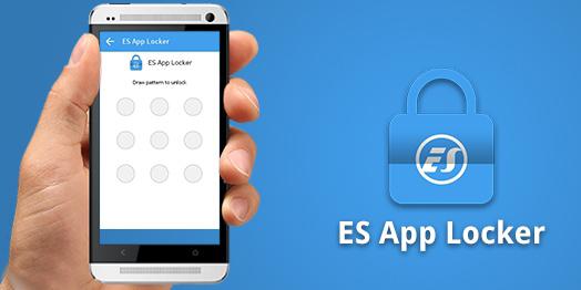 ES App Locker 1 دانلود نرم افزار قفل کردن برنامه ها در گوشی آندروید