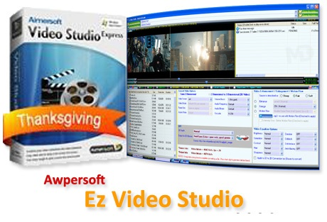 EZ Video Studio v2.0.0.6 www.MihanDownload.com 1 دانلود نرم افزار برش فیلم Awpersoft Ez Video Studio 3.0.0.8