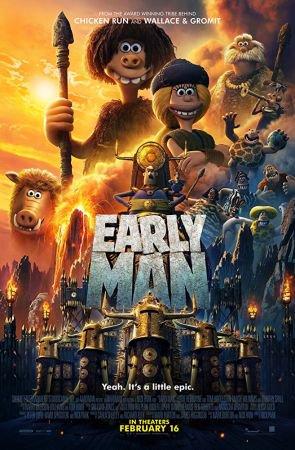 Early Man 2018 1 دانلود انیمیشن Early Man 2018