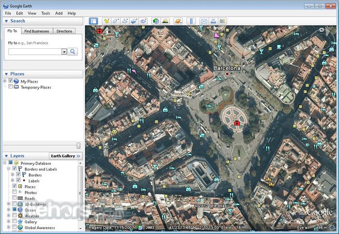 Eart دانلود Google Earth Pro 7.1.5.1557 Final نرم افزار گوگل ارث