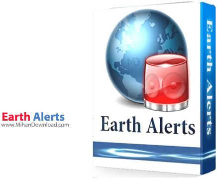 Earth Alerts دانلود Earth Alerts 2014.1.160 نرم افزار پیش بینی حوادث طبیعی
