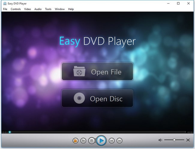 Easy DVD Player دانلود نرم افزار پخش فیلم های دی وی دی Easy DVD Player 4.6.8.2149