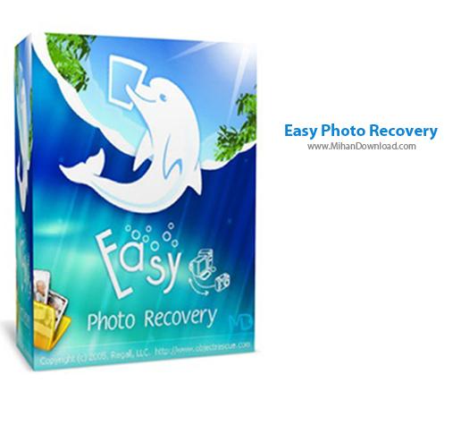 Easy Photo Recovery دانلود Easy Photo Recovery 6 10 Build 961 نرم افزار بازیابی عکس های حذف شده