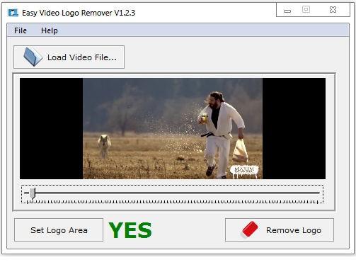 Easy Video Logo Remover دانلود نرم افزار پاک کردن لوگو و زیرنویس فیلم Easy Video Logo Remover 1.3.6