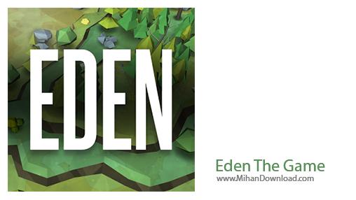 Eden The Game دانلود بازی سرگرم کننده از اینجا تا بهشت برای آندروید + مود