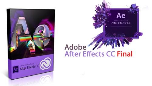 Effects CC Final دانلود نرم افزار افتر افکت Adobe After Effects CC 2015.3 13.8.1
