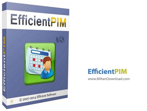 EfficientPIM نرم افزار مدیریت اطلاعات EfficientPIM Pro 3 70 Build 359