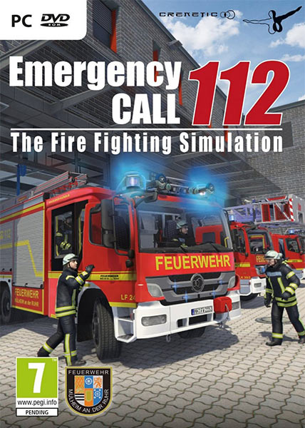 Emergency.Call .112.KEF .The 1 دانلود Emergency Call 112 KEF The Minor Operations Vehicle بازی تماس اضطراری با 112 برای کامپیوتر