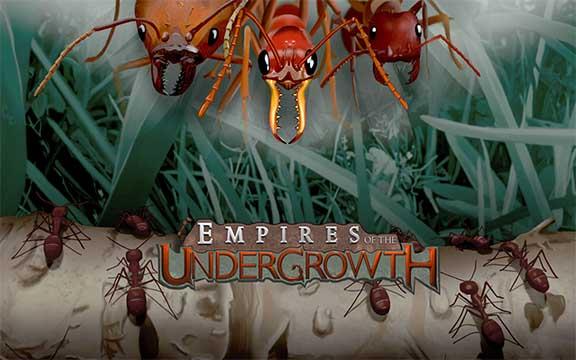 Empires.of 1 دانلود Empires of the Undergrowth بازی امپراطوری زیر گیاهان نسخه Early Access برای کامپیوتر