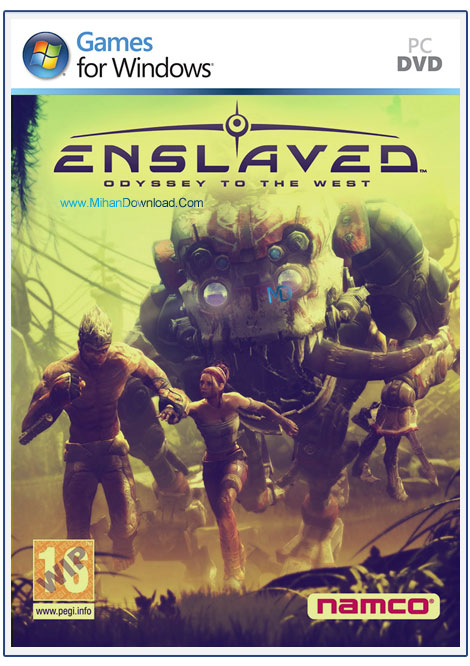 Enslaved Odyssey to the West 1 دانلود بازی Enslaved Odyssey to the West جنگ برای بقا