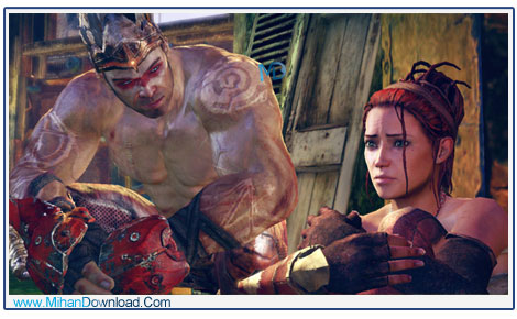 Enslaved Odyssey to the West 3 دانلود بازی Enslaved Odyssey to the West جنگ برای بقا