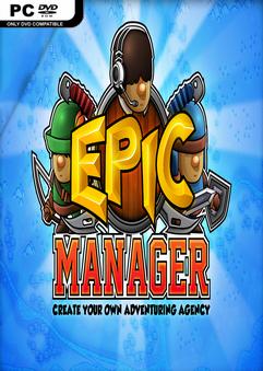 دانلود بازی مدیریت آژانس ماجراجوئی Epic Manager برای کامپیوتر