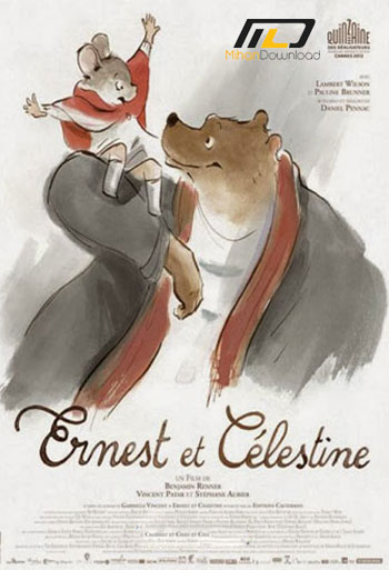 ErnestCelestine دانلود انیمیشن 2012 Ernest & Amp: Celestine