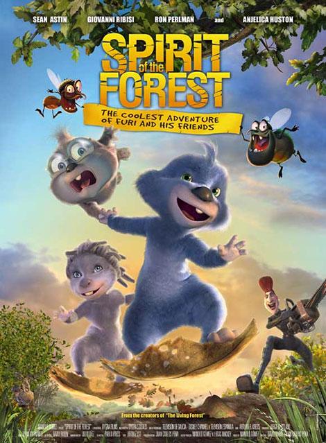 Espíritu del bosque 1 دانلود انیمیشن روح جنگل