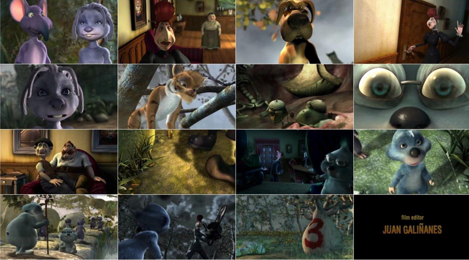 Espíritu del bosque 2 دانلود انیمیشن روح جنگل