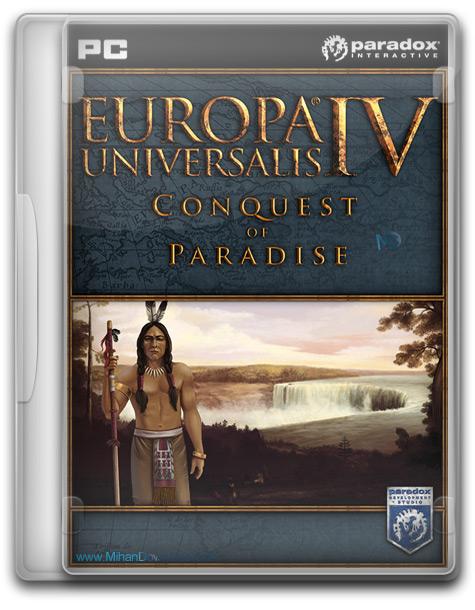Europa Universalis IV Conquest of Paradise 1 دانلود بازی فتح بهشت Europa Universalis IV Conquest of Paradise