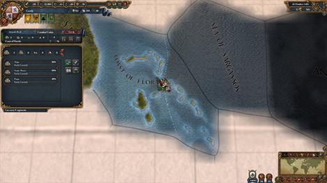 Europa Universalis IV Conquest of Paradise 4 دانلود بازی فتح بهشت Europa Universalis IV Conquest of Paradise