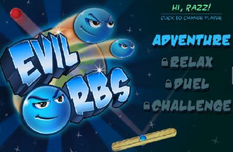 Evil Orbs دانلود بازی Evil Orbs برای کامپیوتر
