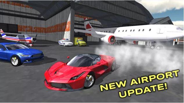 Extreme  دانلود بازی شبیه ساز رانندگی Extreme Car Driving Simulator 4.06.1 اندروید