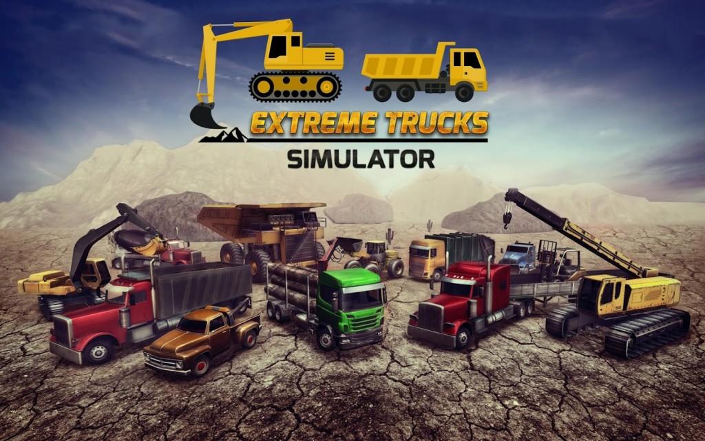 Extreme Trucks Simulator icon 1024x640 دانلود بازی شبیه ساز ساخت و ساز برای آندروید