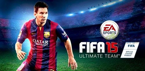 FIFA 15 Team دانلود بازی فیفا 15 FIFA 15 Ultimate Team 1.4.4 اندروید
