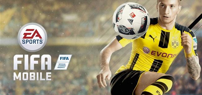 FIFA Mobile Soccer دانلود بازی فوتبال فیفا FIFA Mobile Soccer 2.0.0 برای اندروید
