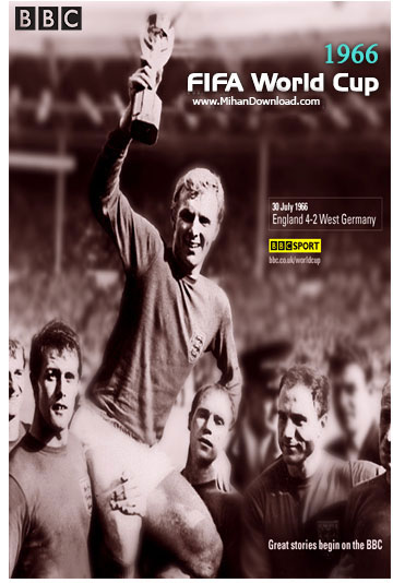 FIFA World Cup 1966 دانلود BBC: FIFA World Cup 1966